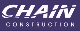 Chain Construction Logo