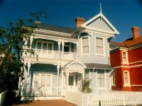 Work done on a house in Ponsonby, Auckland - 1987
